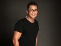 Retrato del cantante colombiano Charlie Zaa