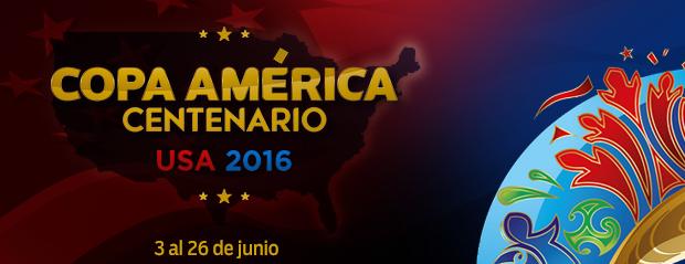 Copa América Centenario - USA 2016