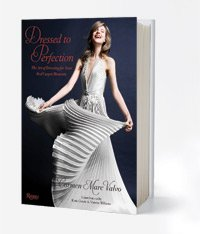 Dressed to Perfection, book cover