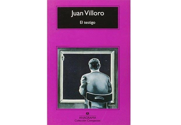 Portada del libro El testigo de Juan Villoro - Autores recomendados de la literatura en español