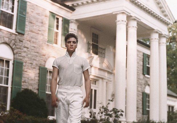 En su casa, Graceland - Elvis Presley, 40 años de su muerte