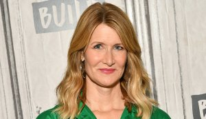 Laura Dern Q&A: 'I Will Never Retire'