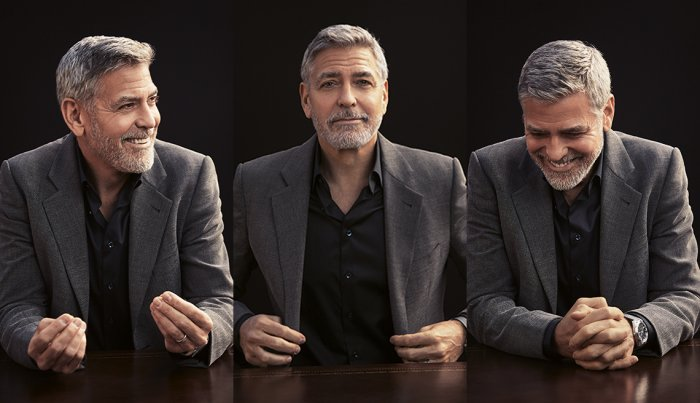 George Clooney Is Starting to Feel His Age On the cusp of 60, the 'Midnight Sky' star and father of 3-year-old twins is still charming audiences by Joel Stein, AARP,  1140x655-george-clooney-triptych.imgcache.rev.web.700.399