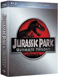 DVDs de la semana: Jurassic Park