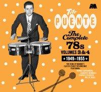 Cubierta de CDs de Tito Puente - Volumen 1 & 2