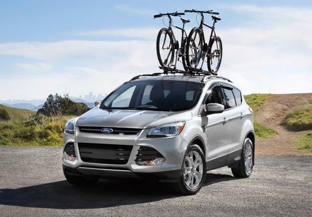 Ford Escape - Vehículos para la generación boomer para el 2013