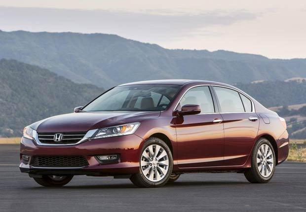 Honda Accord - Vehículos para la generación boomer para el 2013