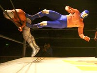Blue Demon, Legendas de la Lucha Libre