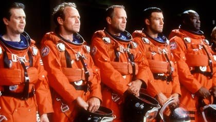 Película: Armageddon (1998)