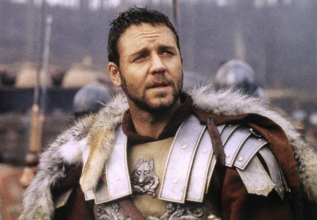 Gladiator (2000). Película protagonizada por Russell Crowe. Películas de acción para los adultos.