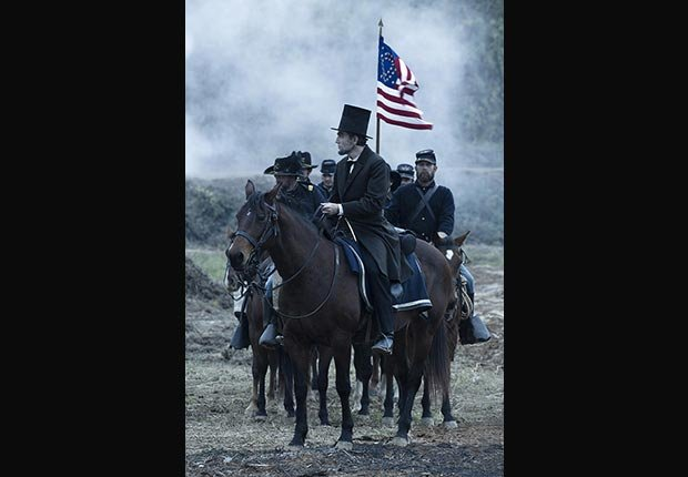 Daniel Day-Lewis in Lincoln, 2012, actors playing Lincoln