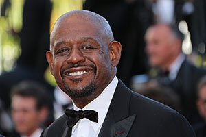 Forest Whitaker at the Cannes Film Festival in May 2013. Whitaker stars in The Butler.