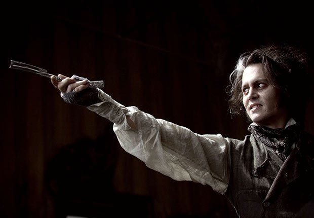 Sweeney Todd, Sweeney Todd: The Demon Barber of Fleet Street - Personajes increíbles de Johnny Depp