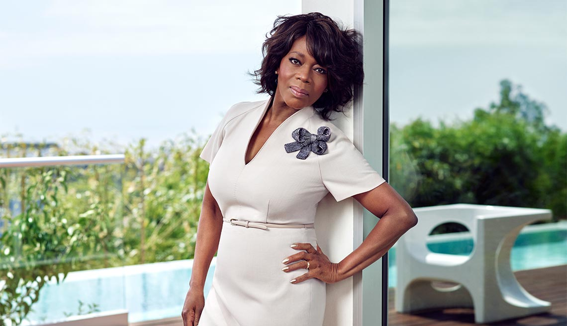 Leading Ladies, Alfre Woodard