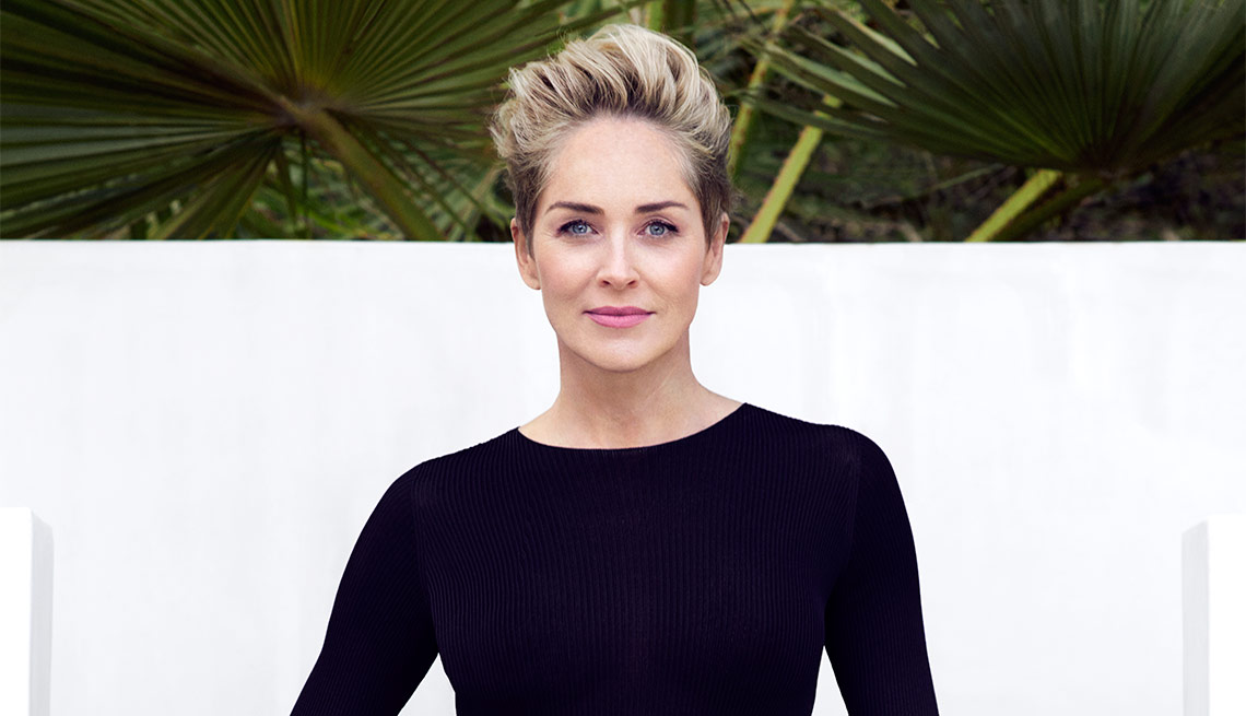 Leading Ladies, Sharon Stone