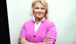 Candice Bergen on New Film 'Book Club,' 'Murphy Brown'