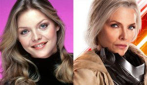 Technology Makes Michelle Pfeiffer Look 30 Again