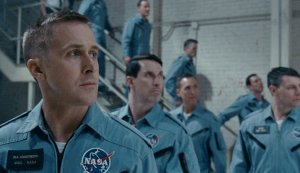 Ryan Gosling in 'First Man': A Moon Shot Movie With the Right Stuff