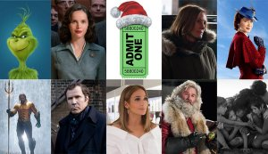 Holiday Movie Preview: What Films Grownups Want to See This Season