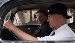 'The Highwaymen': Kevin and Woody Chase Bonnie and Clyde