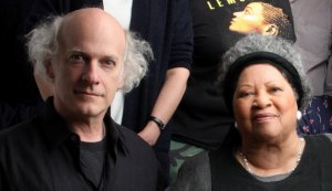 Filmmaker's 'Pieces' Shows Toni Morrison is Cut from a Different Cloth