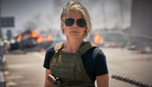 'Terminator' Star Linda Hamilton on How to Be a Superhero at 63