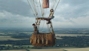 'The Aeronauts': Eddie Redmayne and Felicity Jones Kiss the Sky