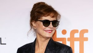 Susan Sarandon: Living It Up for Adventure