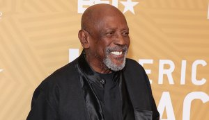 Memory Man: Louis Gossett Jr.