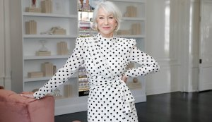 Helen Mirren Is Speaking Up for Endangered Animals
