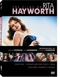 Películas de Rita Hayworth
