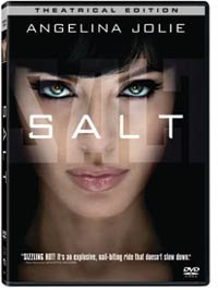 Película: Salt con Angelina Jolie
