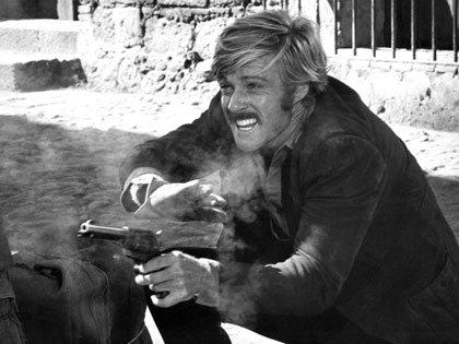 Los mejores papeles de Robert Redford: Butch Cassidy