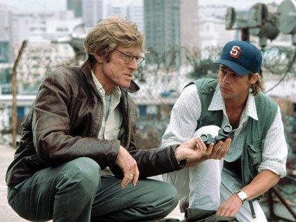 Los mejores papeles de Robert Redford: Spy Game