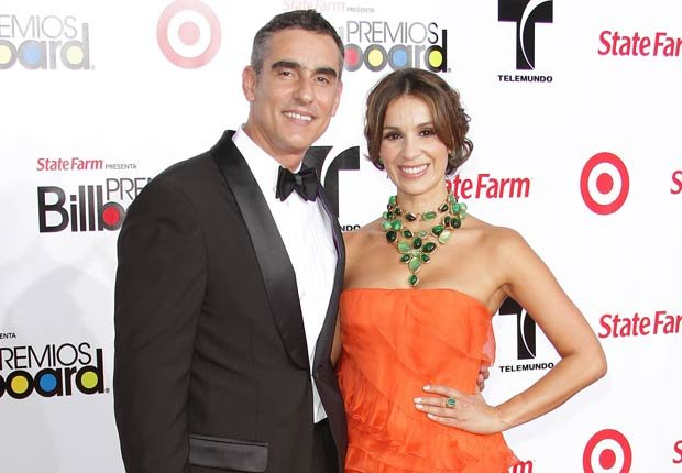 Miguel Varoni and Catherine Siachoque - Parejas hispanas de celebridades