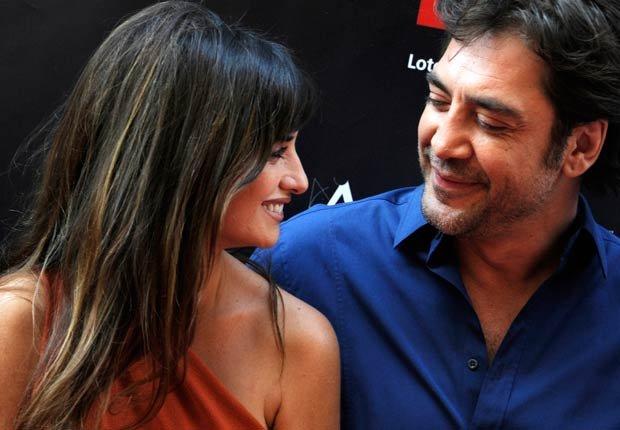 Penélope Cruz y Javier Bardem - Parejas hispanas de celebridades