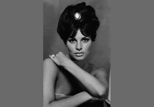 Raquel Welch en Nueva York, 1966