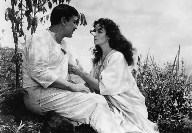 María Félix en Tizoc: Amor Indio, 1957 - 10 películas clásicas mexicanas con María Félix.