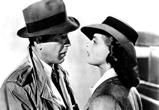 Una escena de Casablanca, película con Ingrid Bergman, una actriz de la era dorada de Hollywood a 100 años de su natalicio
