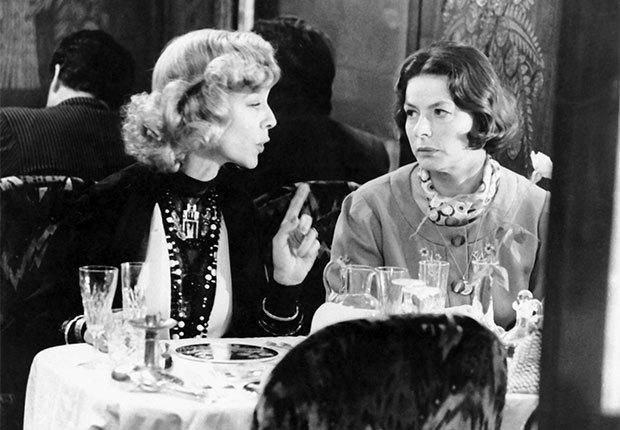 Una escena de Murder on the Orient Express, película con Ingrid Bergman, una actriz de la era dorada de Hollywood a 100 años de su natalicio.