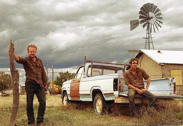 Escena de la película 'Hell or High Water'