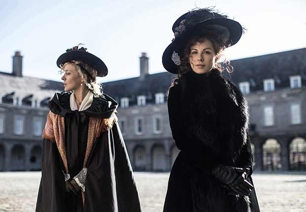 Escena de la película 'Love and Friendship'