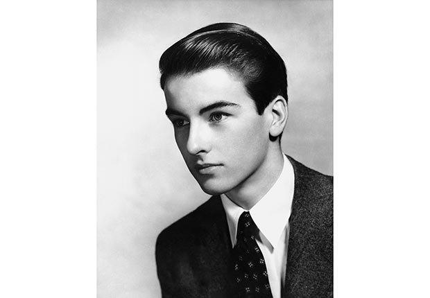Montgomery Clift, leyenda de Hollywood, en 1944