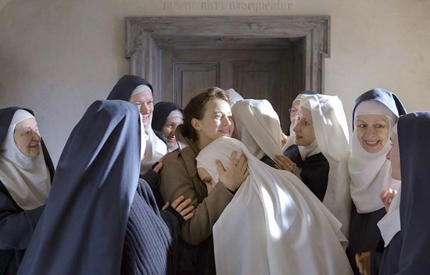 Escena de la película francesa The Innocents