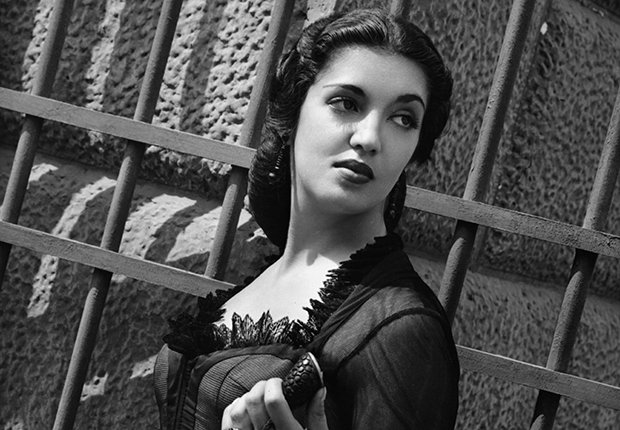 Retrato de Katy Jurado - Mujeres ícono del cine mexicano