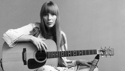 If You Love Joni Mitchell: You Will Love These Newer Musicians
