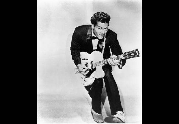 Chuck Berry - Estrellas del Rock n' Roll