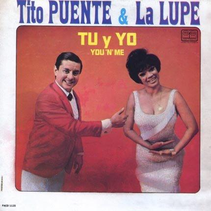 Tito Puente y La Lupe - Recordando a La Lupe - FANIA