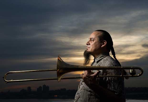 Steve Turre - Mes de la apreciación del jazz y sus grandes artistas