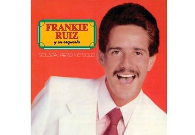 Frankie Ruiz: La cura - Canciones de la salsa romántica y sus intérpretes